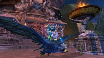 Bestial with Flying Mount