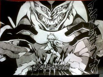 Traditional Drawing Akame ga Kiru Incursio Transform