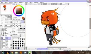 Pyro Mascot