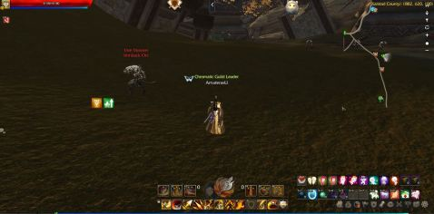 Coarse cotton dropped by Ironback Orc & Ellite orc