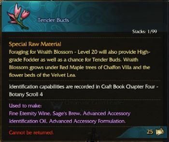 wraith blossom